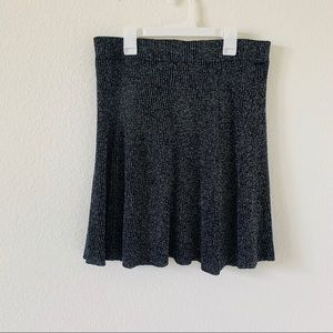 Women sparkling vertical line skirt - xhilaration